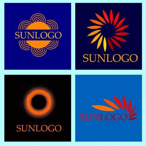 太阳logo