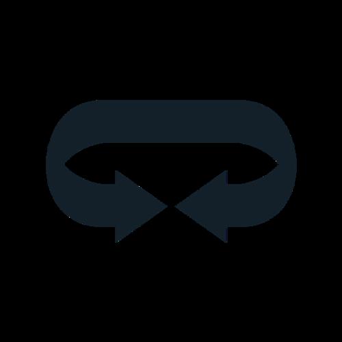 循环箭头矢量图