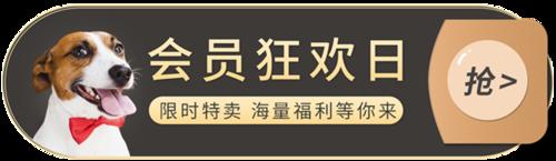 宠物用品banner