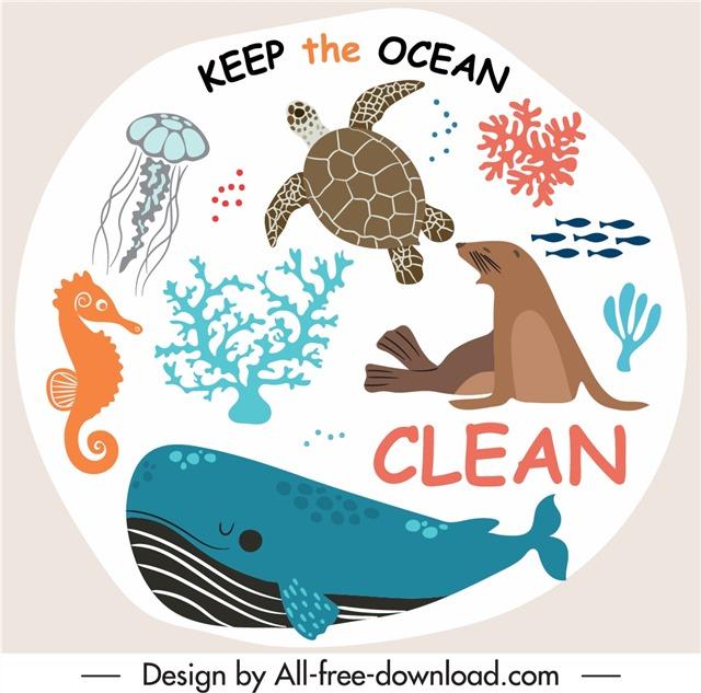 保护海洋环境图片