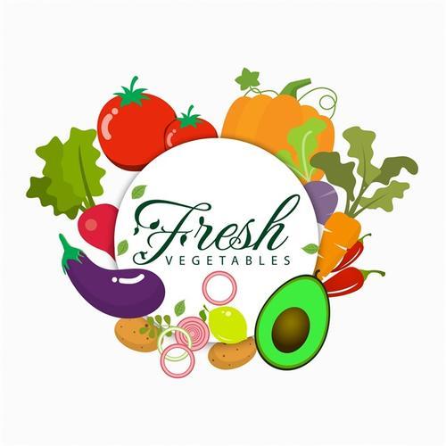 有机蔬菜logo