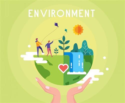 保护环境图片素材