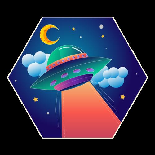 UFO图标