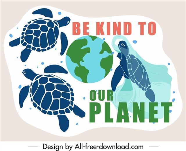 保护海洋动物图片