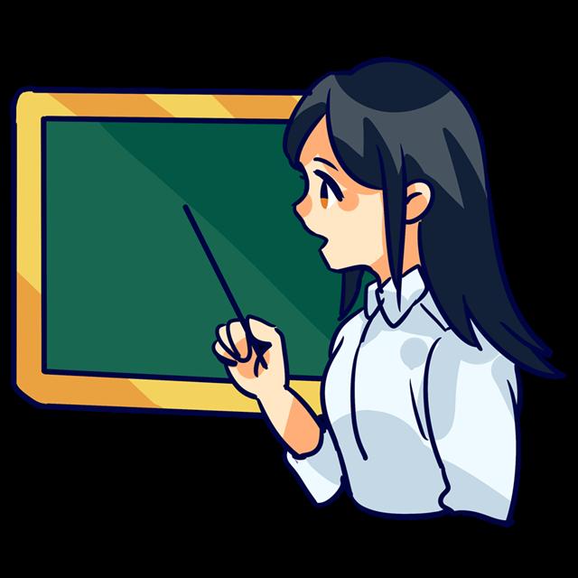 老师黑板矢量图