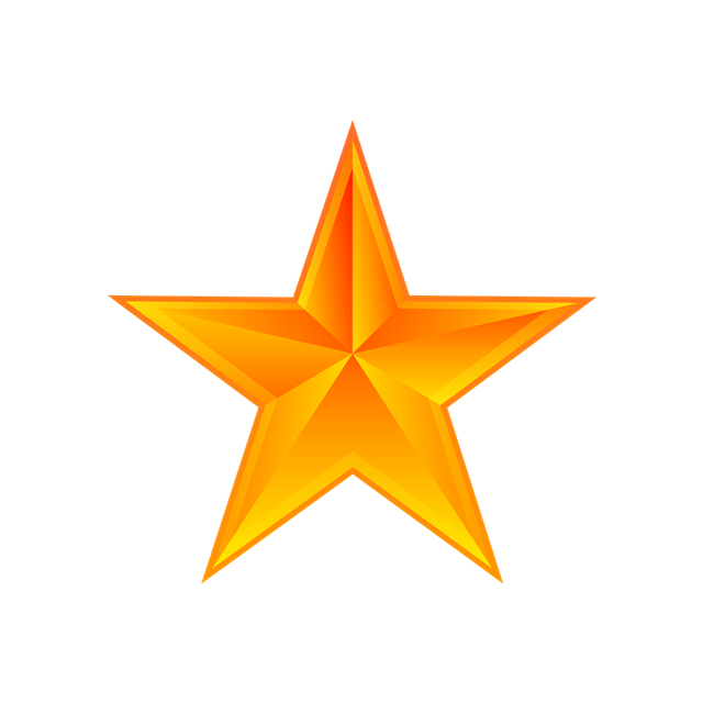 一颗党建五角星