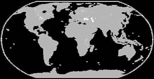 超大超高清世界地图