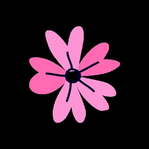 花朵装饰图案