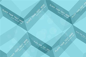 蓝色商务背景图片
