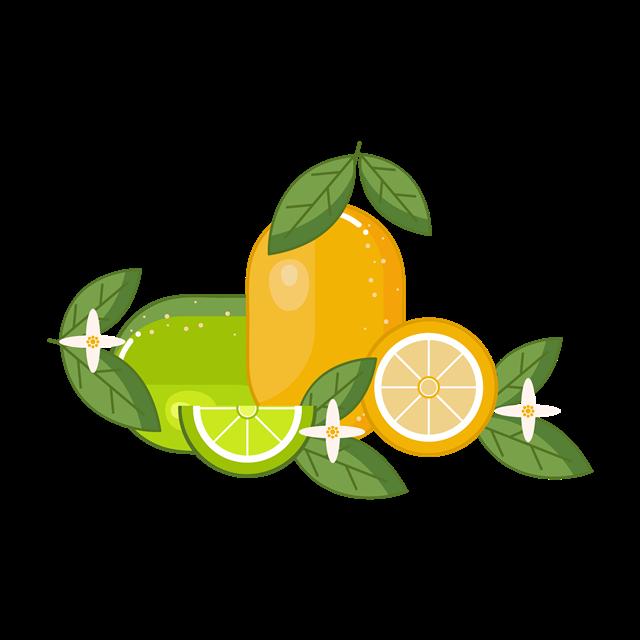 夏日清新柠檬