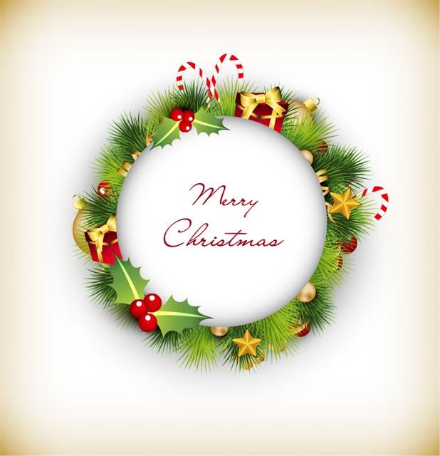 微信圣诞节头像边框