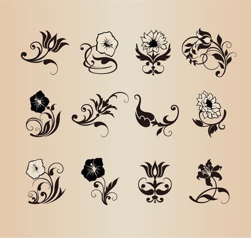 花朵纹样图片