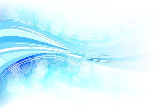 科技线条光斑特效元素