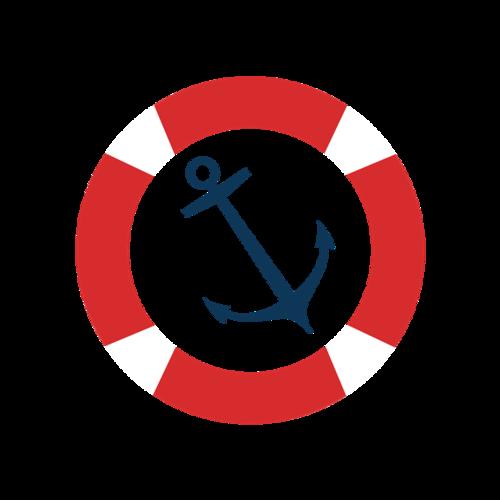 船锚图标logo