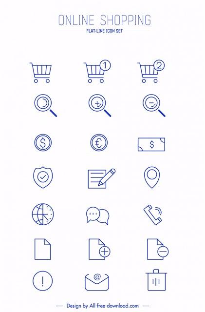 手机app标志
