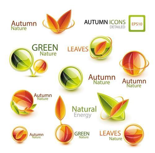 绿色生活图标