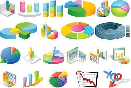 各种数据图表合集