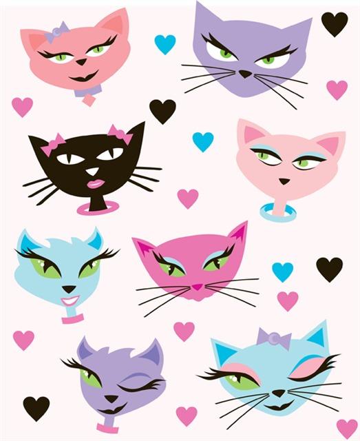 可爱猫咪头像