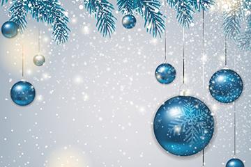 圣诞节快乐背景