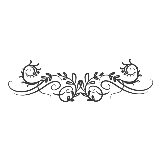 复古中式花纹