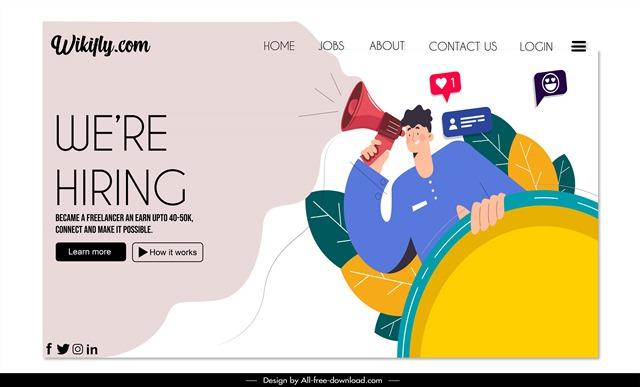 企业科技网页网站首页