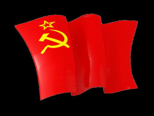 苏联免扣国旗图片
