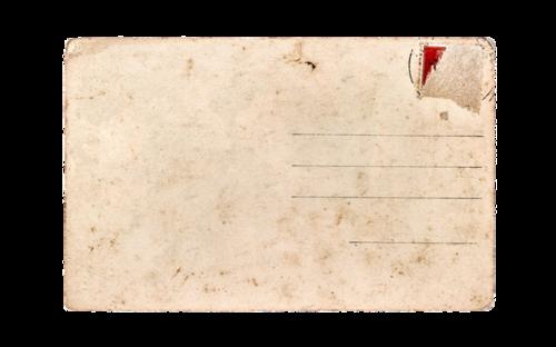 明信片设计图片