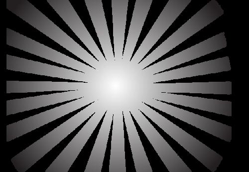 发散动态光效效果元素