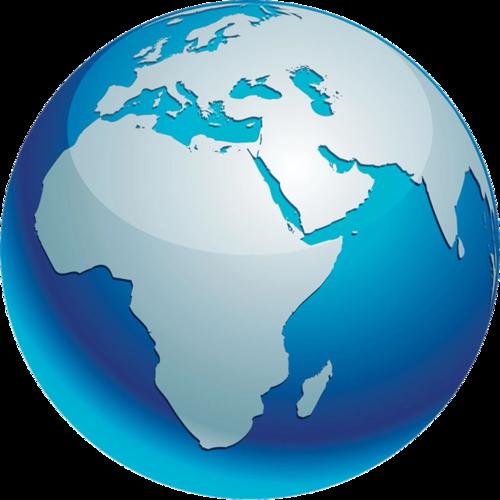 地球矢量设计图