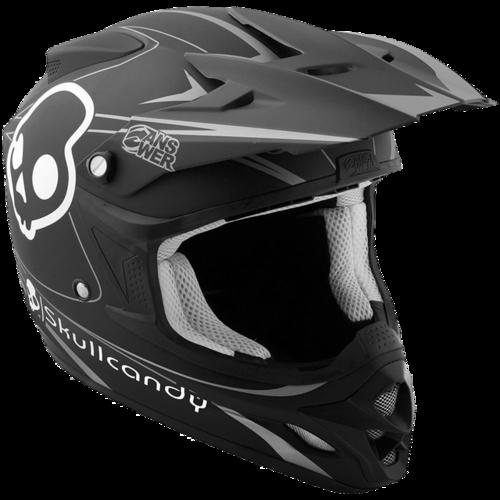 摩托车头盔矢量图