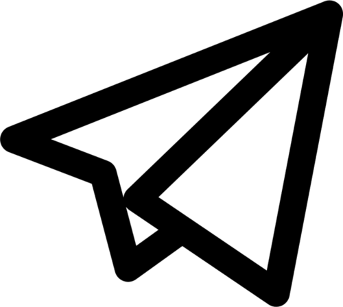 纸飞机图标logo