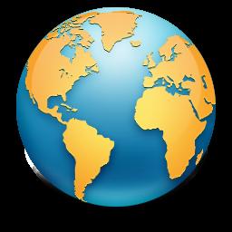 高清立体地球