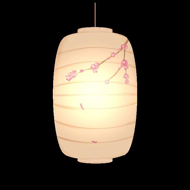 传统古风灯笼
