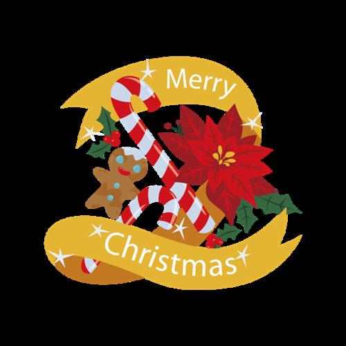 圣诞节logo