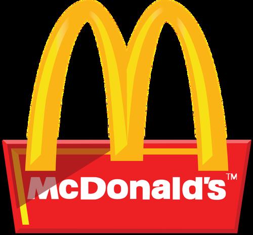 麦当劳标志高清图案