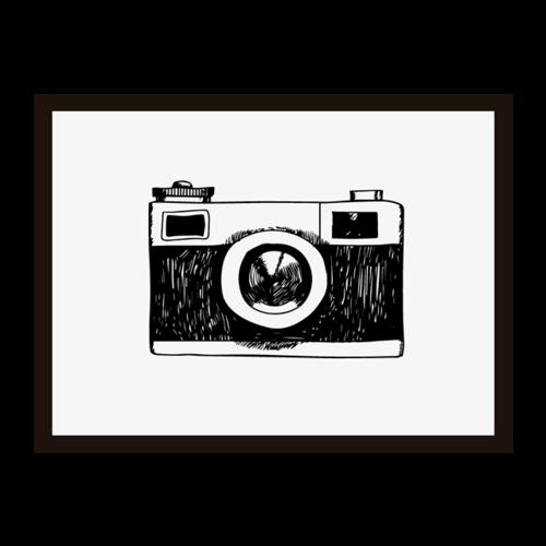 创意相机logo