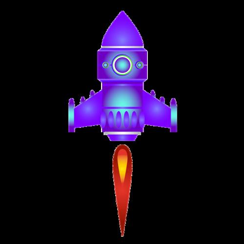 航天火箭发射