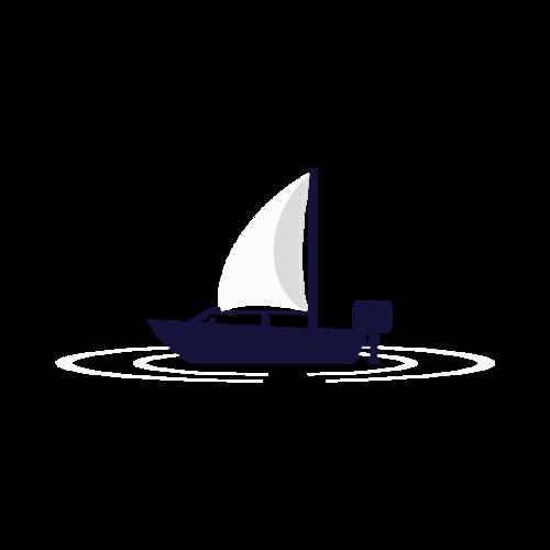 小船矢量图