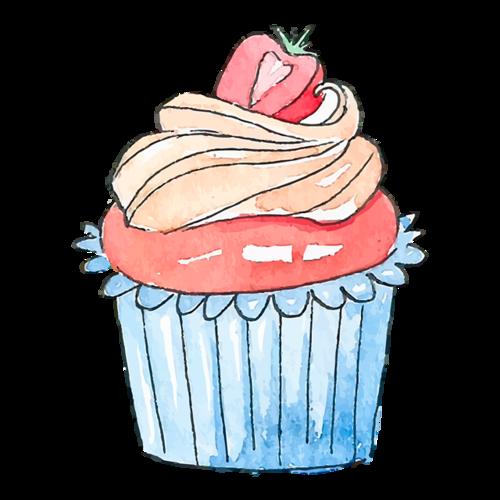 草莓水果夹心千层蛋糕