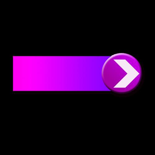 紫色渐变方向路标