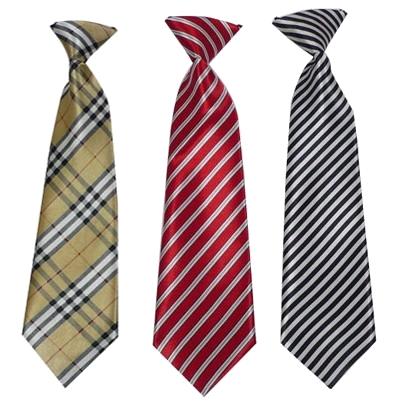 男士条纹领带