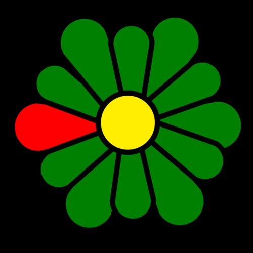 ICQ聊天软件图标