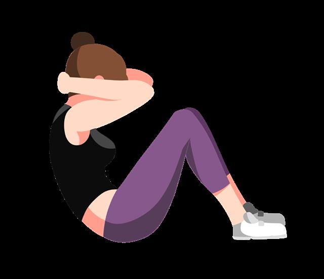 人物健身图片