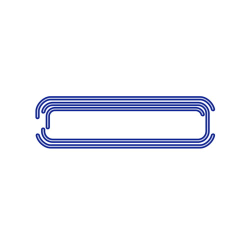 蓝色科技边框