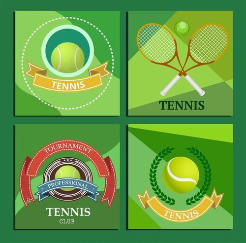 网球logo