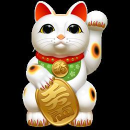 日式招财猫