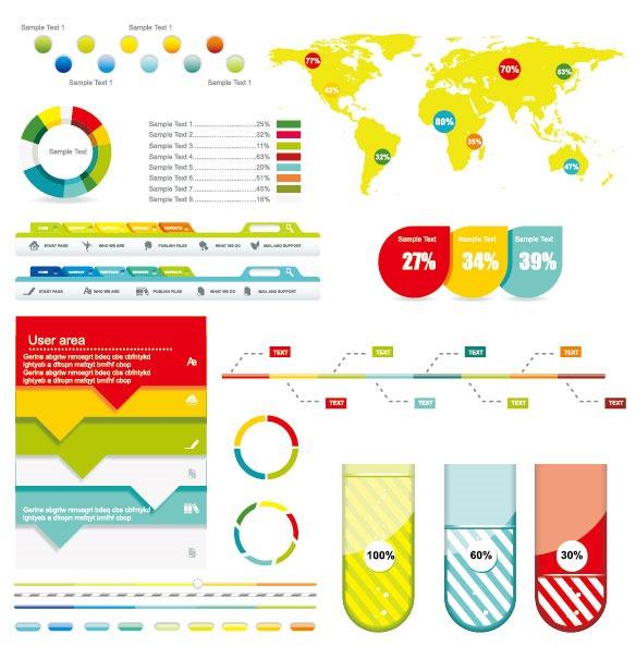 数据统计分析ppt模板