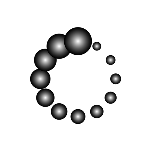 圆珠矢量图