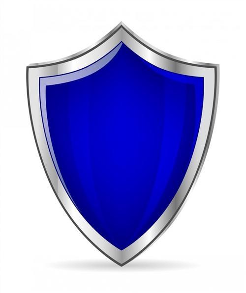 系统安全防护图标