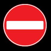 停车经典标志图片